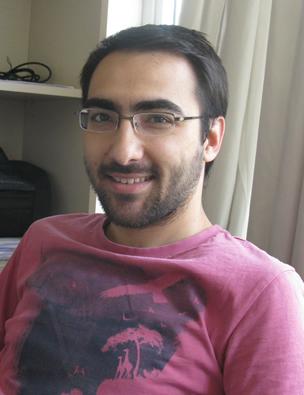 Türker Teke : PhD Student in Geotechnical Engineering, METU