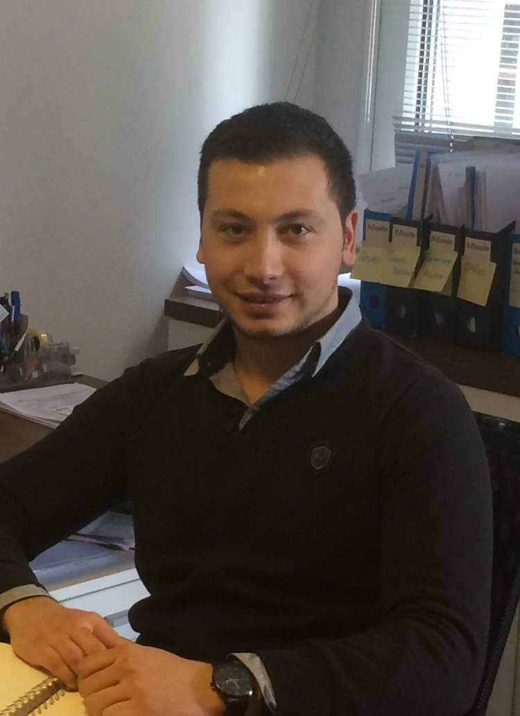 Görkem Gedik : MS Student in Geotechnical Engineering, METU